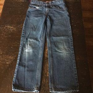 Arizona jeans slim cut size 8